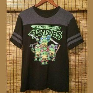 Teenage Mutant Ninja Turtles Jersey T-Shirt